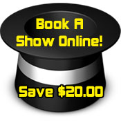 Pennsylvania Kids Magician Special Offer
